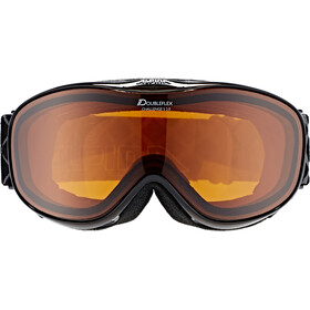 Alpina Challenge S 2.0 Doubleflex S2 Goggle black transparent